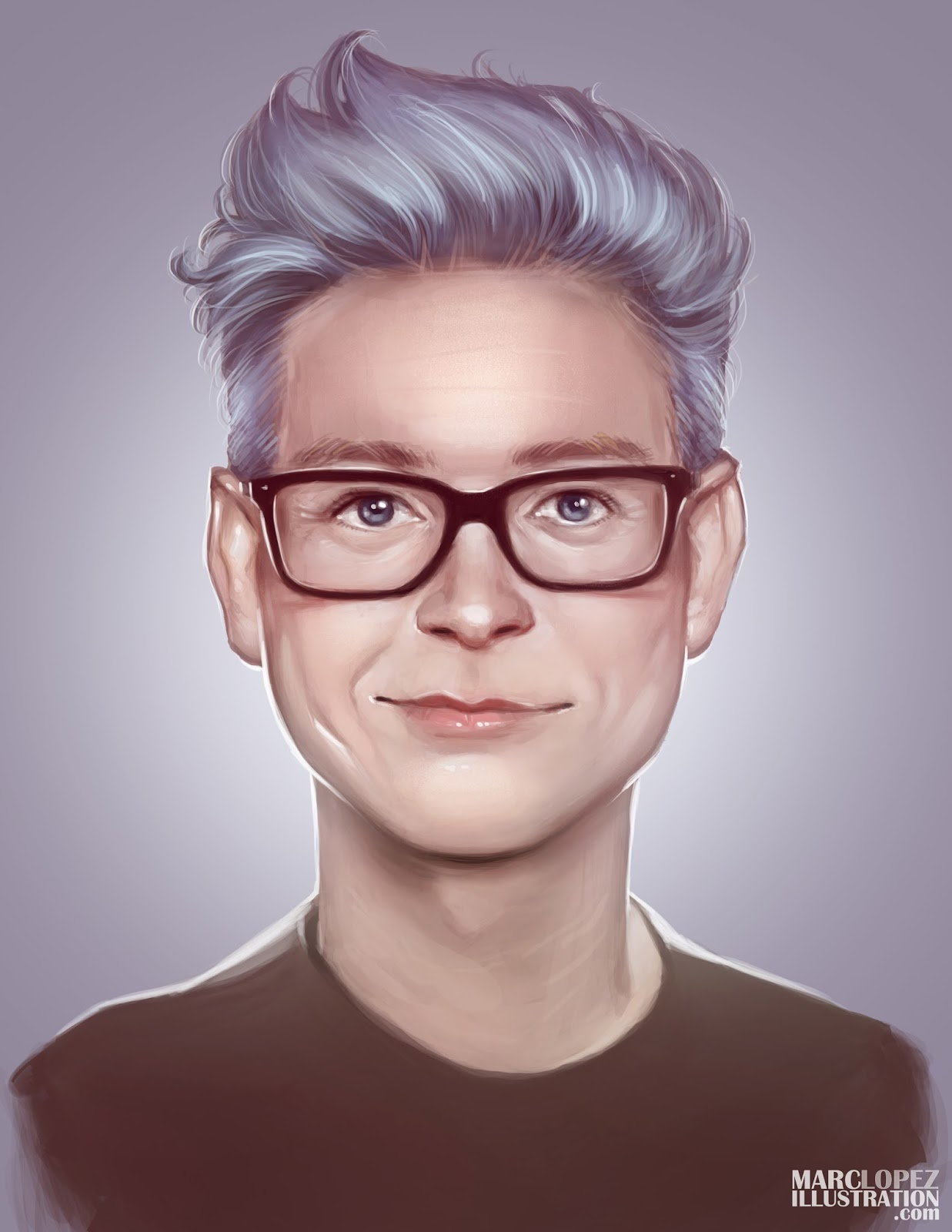 Tyler Oakley Pictures | Louisiana Bucket Brigade