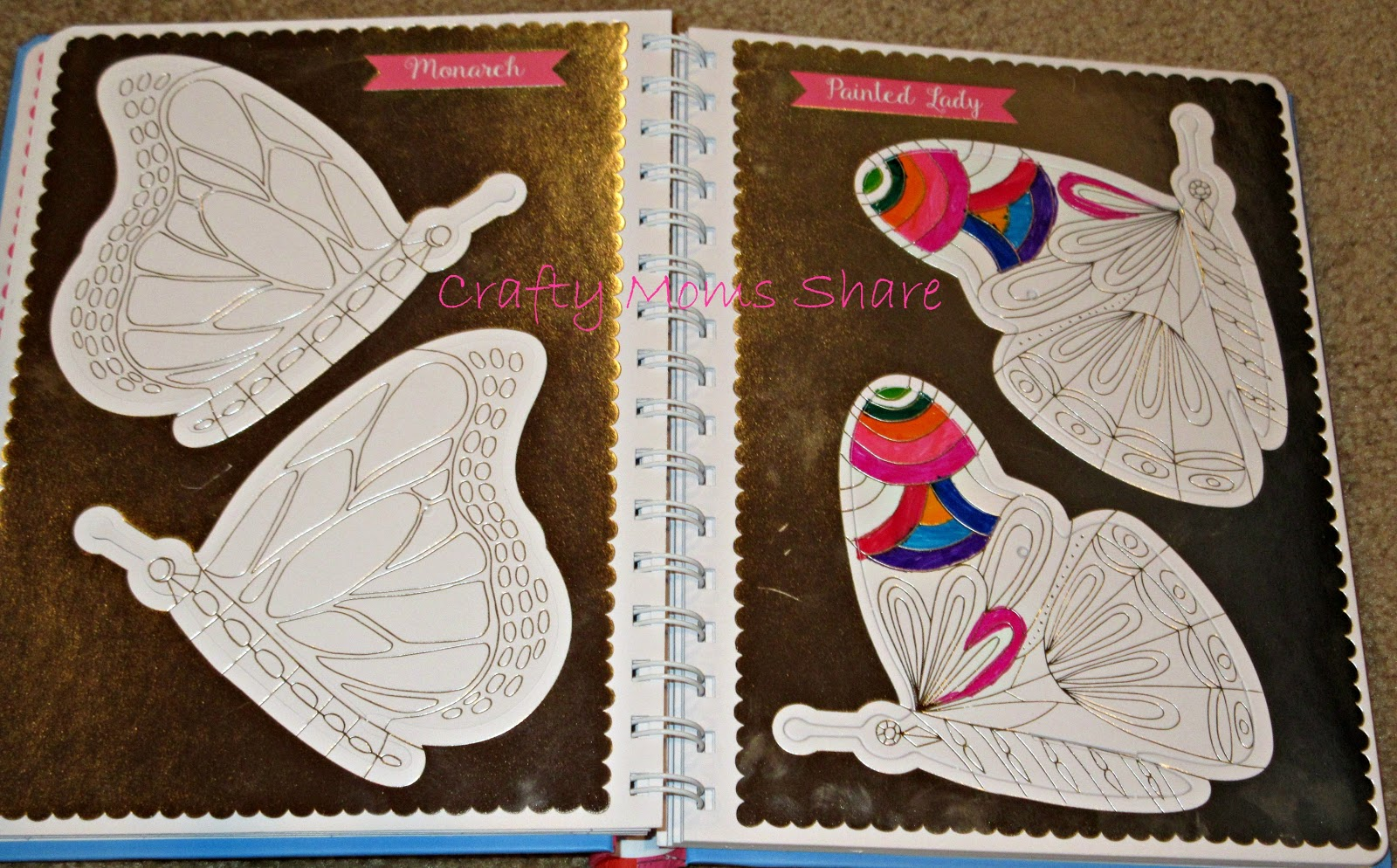 crafty moms share butterflies books crafts u0026 more