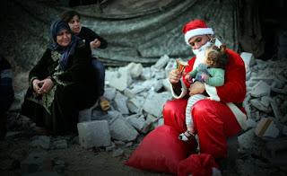 Natale nei paesi Arabi