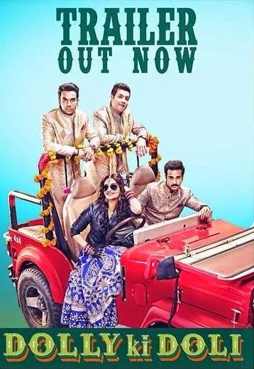 Sonam Kapoor in Dolly Ki Doli movie trailer