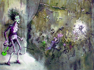Бальтазар иллюстрация