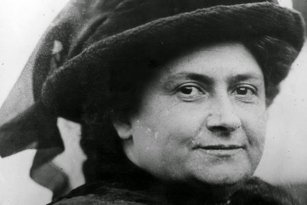 Greatest Italian Women: Maria Montessori