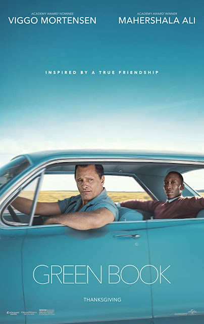 Green Book 2018 movie poster