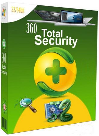 360 Total Security Antivirus 8.8.0.1083 Final