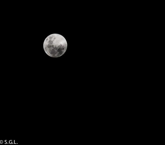Luna llena con L de Luna para de la A a la Z de Miss Lavanda