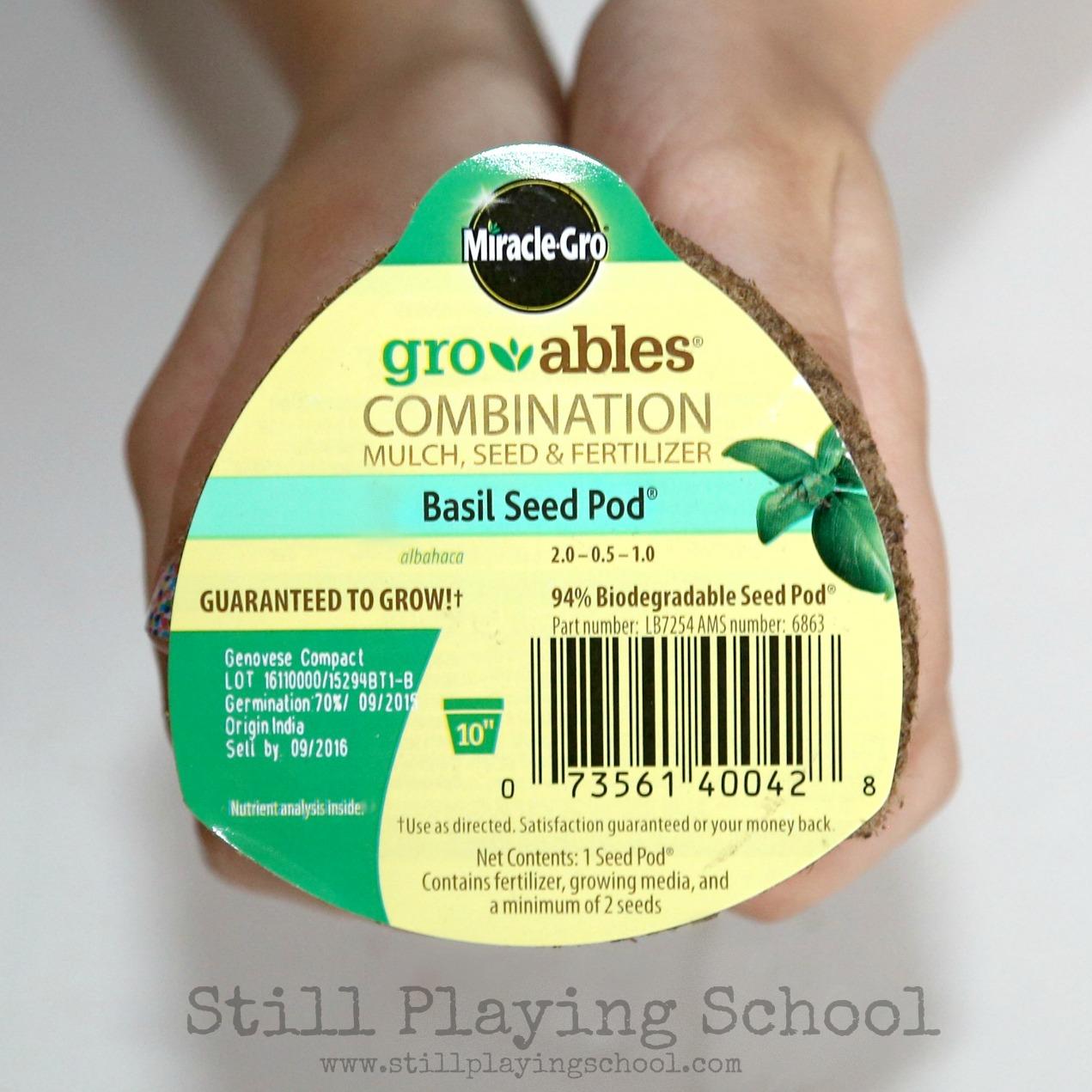 Garden Planning with Kids | Still Playing School