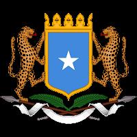 Logo Gambar Lambang Simbol Negara Somalia PNG JPG ukuran 200 px