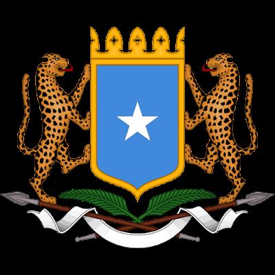 Coat of arms - Flags - Emblem - Logo Gambar Lambang, Simbol, Bendera Negara Somalia