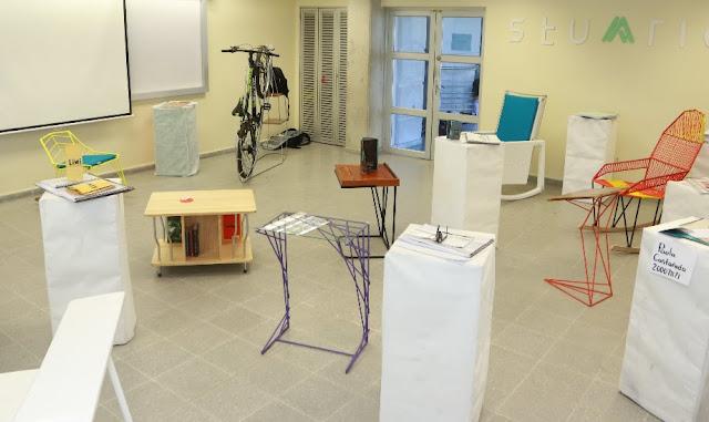 En uninorte estudiantes de dise o industrial crean - Muebles de diseno industrial ...