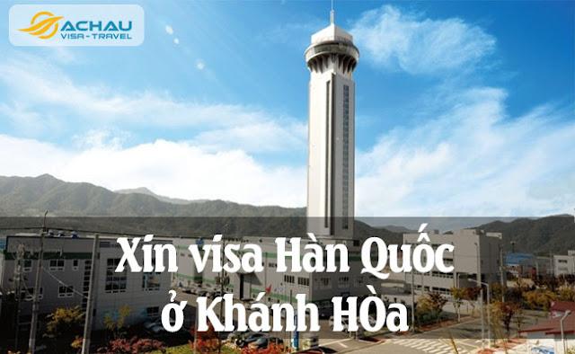 Xin visa Hàn Quốc ở Khánh HÒa như thế nào ?