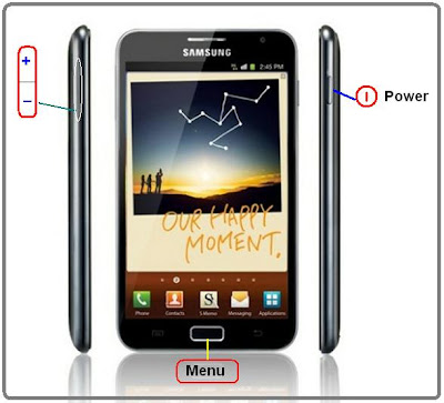 [Tuto] Installer Android Jelly Bean Officiel sur Galaxy Note N7000