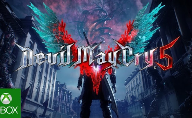 لعبة devil may cry 5