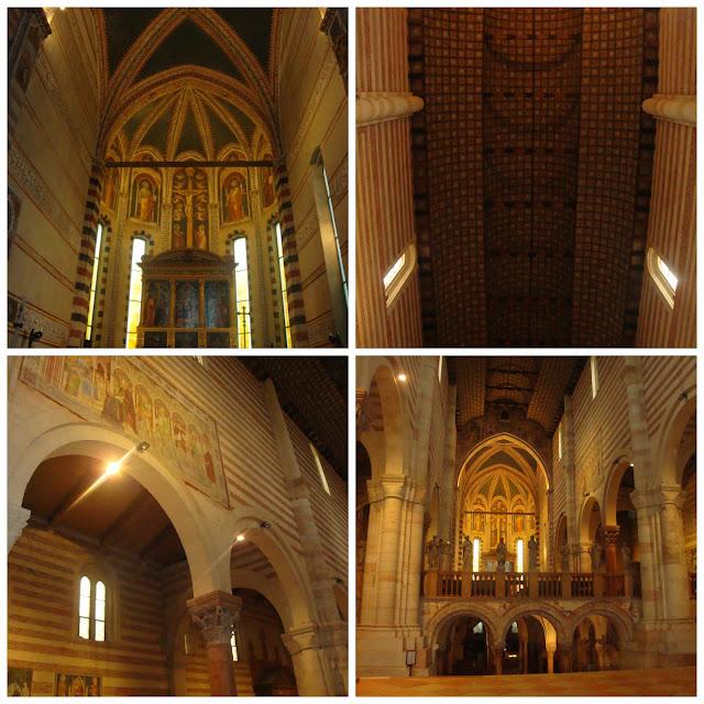 Um dia em Verona - Igreja San Zeno Maggiore