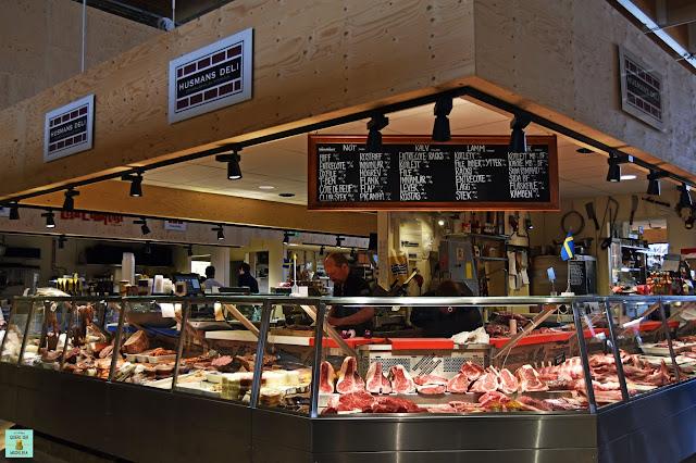 Östermalms Saluhalls, mercado de Estocolmo