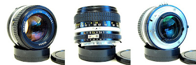 Nikon Nikkor 50mm 1:1.4 Ai-S