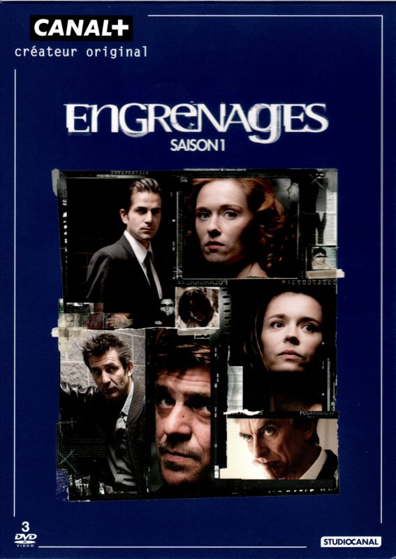 engrenages saison 1 avi