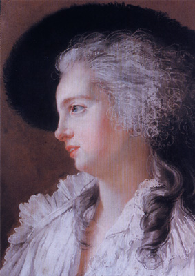 The Duchess of Polignac by Louise Élisabeth Vigée Le Brun, 1787