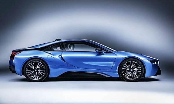 2018 BMW I5 Redesign