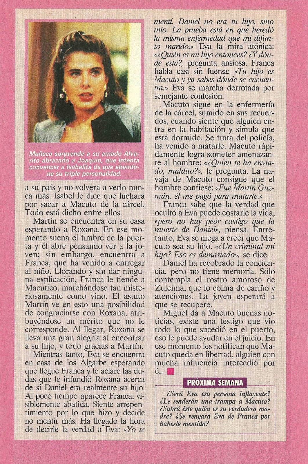 64880b8621 Los Coleccionables de TeleIndiscreta  La Loba Herida Capítulo 27