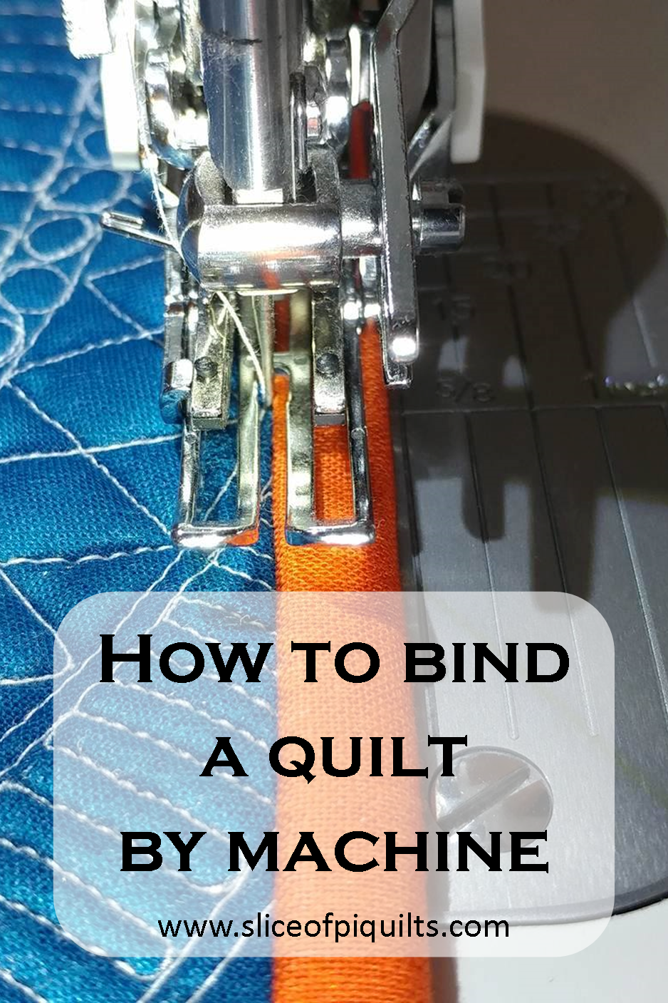 How to bind a quilt 6 simple steps youtube.