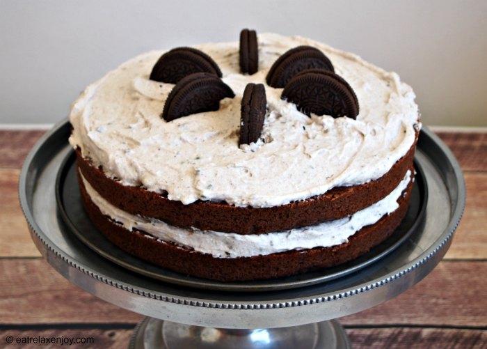 עוגת אוראו - עוגת רושם