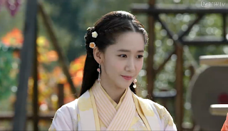 Im Yoona in Chinese historical drama Wu Shen Zhao Zi Long