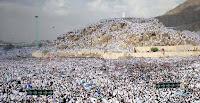 Wuquf/Berdiam Diri di Arafah