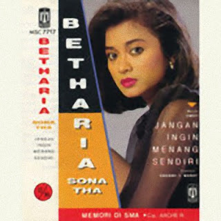 Betharia Sonata - Jangan Ingin Menang Sendiri ( Karaoke )