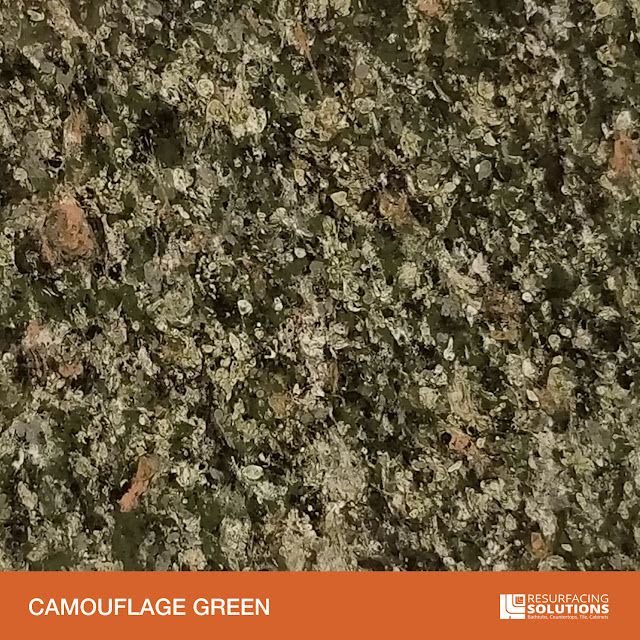 Resurfacing Solutions Knoxville Faux Granite Countertop Color Sample 21