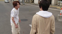Ryuga meets Sento