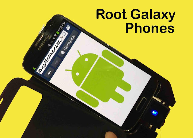 root galaxy phones