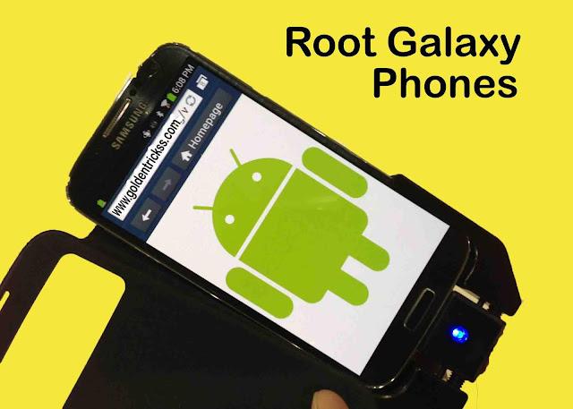 root galaxy phones