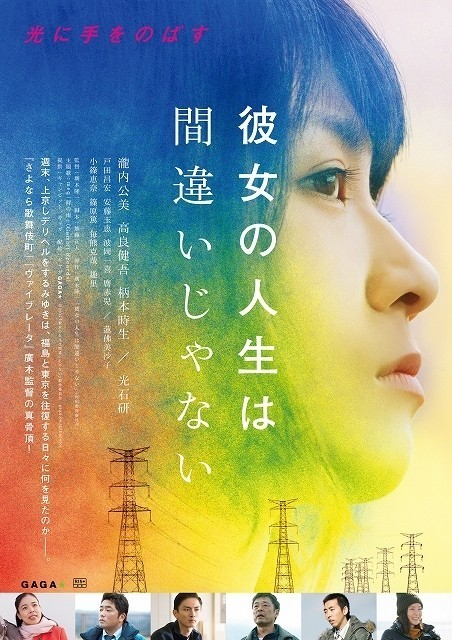 Sinopsis Side Job / Kanojo no Jinsei wa Machigai Janai (2017) - Film Jepang