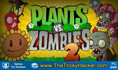 Plants vs. Zombies 2 Free Download Full Version Game PC
