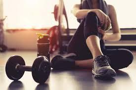 En forma con el el fitness