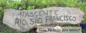 nascente do Rio São Francisco