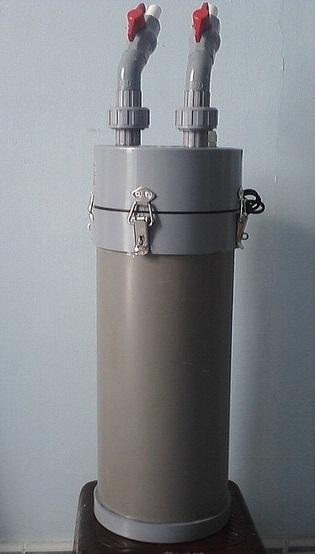 DIY - lọc chế cho hồ thủy sinh
