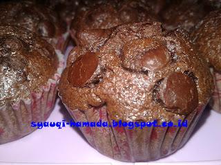 Cara Membuat Brownies Cup Panggang Tanpa Mixer