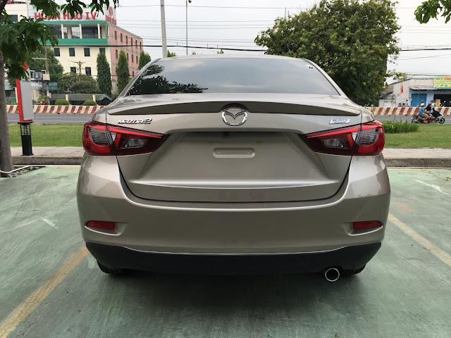 Mazda 2 phiên bản mới