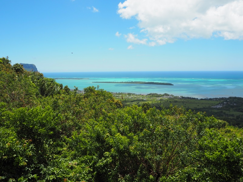 Mauritius nähtävyydet