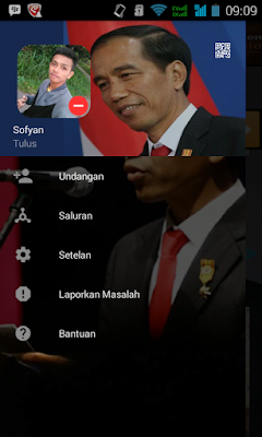 BBM Mod Jokowi v2.13.1.14 Apk Terbaru
