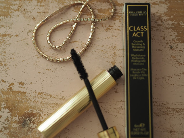 Joan Collins Timeless Beauty Class Act Mascara