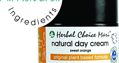 Herbal Choice Mari Organic Day Cream [review]