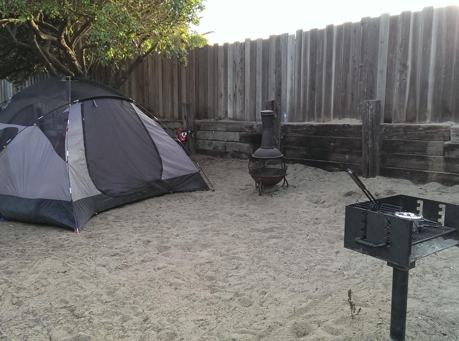 Monterey. Camping, RVing, Rentals, Marina Dunes, Beach