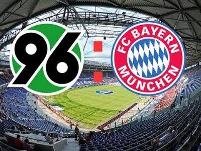 مشاهدة مباراة بايرن ميونخ وهانوفر اليوم بث مباشر فى الدورى الالمانى