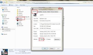 install pes dengan 2 disk