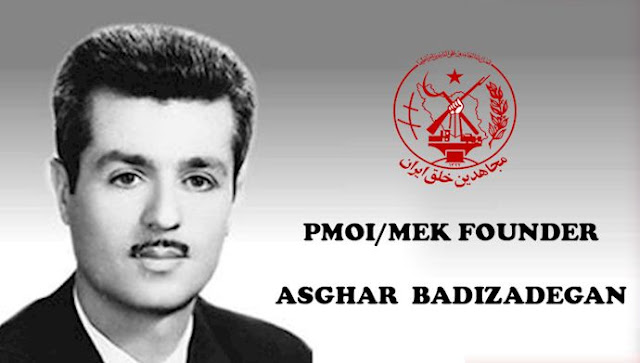 Founders of the Mojahedin: Ali Asghar Badizadegan