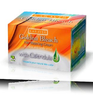 Pareri KARAVER Golden Bleach Crema Decolorarea parului nedorit