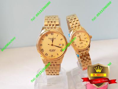 Đồng hồ cặp đôi Tissot 900T3