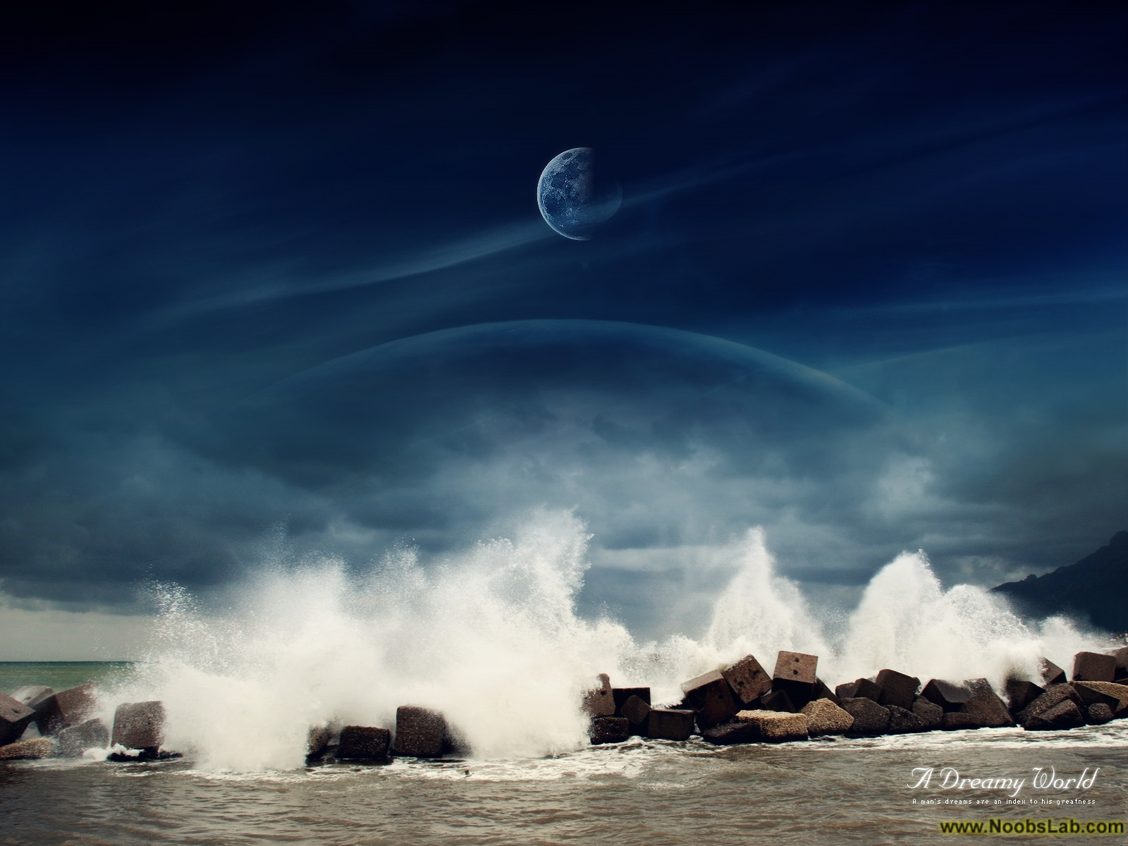 HD Dreamy Wallpapers - NoobsLab | Tips for Linux, Ubuntu ...